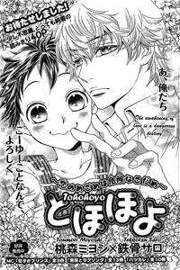 Tohohoyo manga
