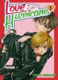 Koi wa Itsumo Arashi no Youni manga