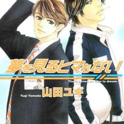 Yume wo Miru Hima mo Nai manga