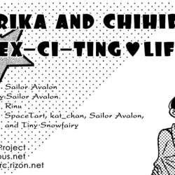 Ririka and Chihiro