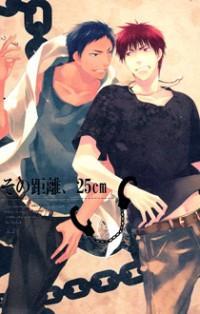 Kuroko No Basuke Dj - Sono Kyori, 25 Cm