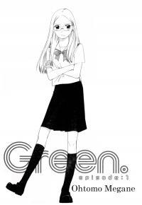 Green (OOTOMO Megane)