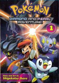 Pocket Monsters - Diamond & Pearl Adventures