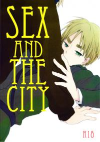 Hetalia dj - Sex and the City
