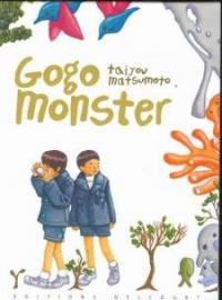 GoGo Monster manga