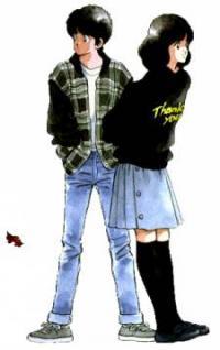 Touch manga