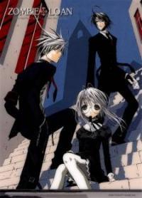 Zombie-Loan manga
