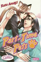 Part-Time Pets manga