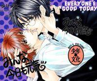 Minna Kyou Mo Genki manga
