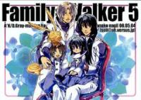 Family Walker manga