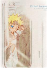 Naruto dj - Tokimeki Banchou Shanai Chuui manga