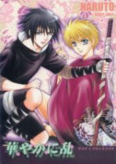 Naruto dj - Hanayaka ni Ran manga