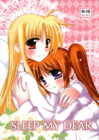 Mahou Shoujo Lyrical Nanoha - Sleep My Dear (Doujinshi)