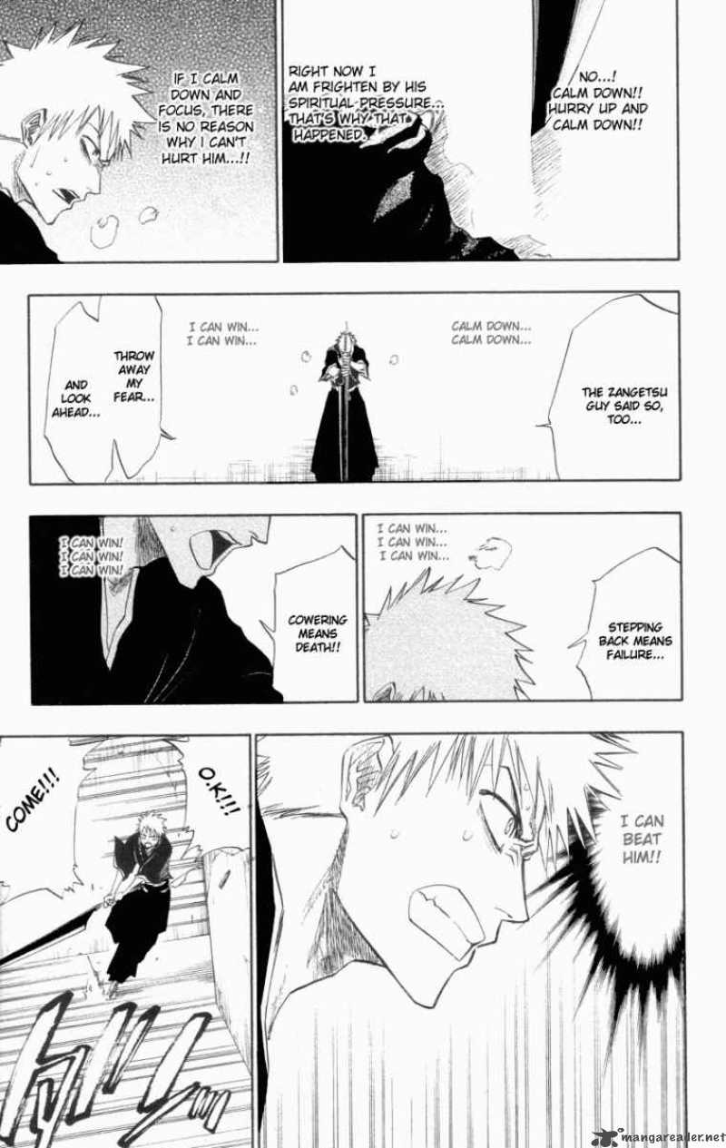 Bleach 108 Time for Scare
