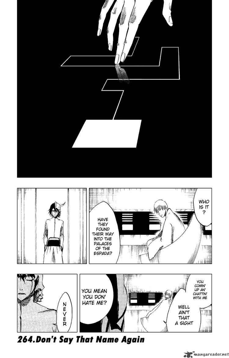 Bleach Ch.264 page 1 at www.Mangago.com