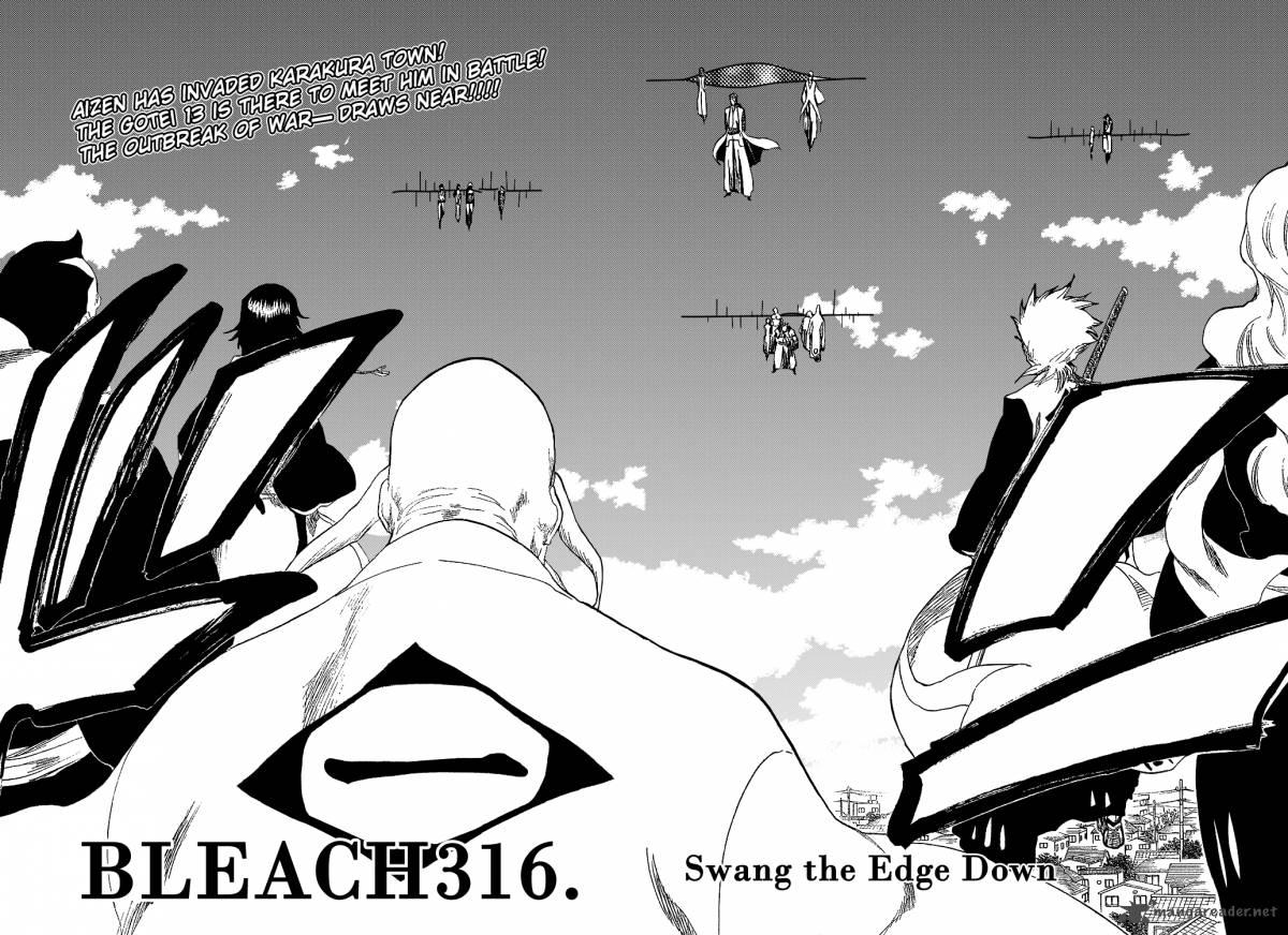 Bleach 316