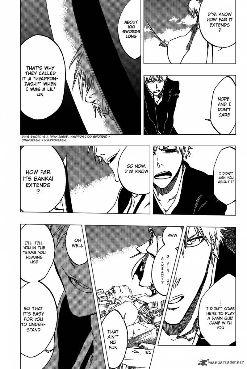 Bleach - Chapter 421
