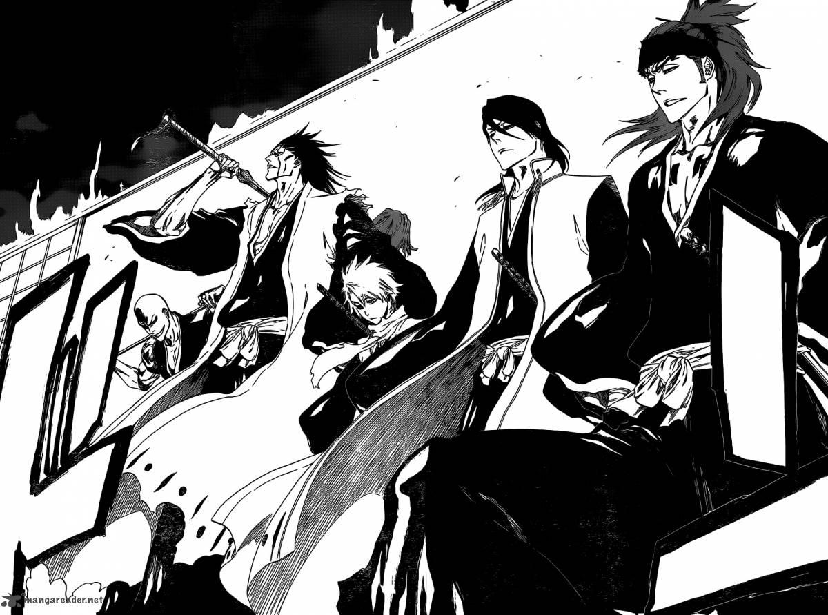 Bleach - Chapter 483