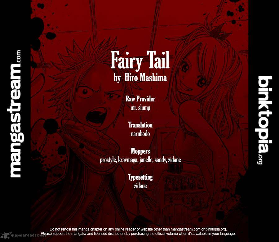 Fairy Tail - Chapter 227